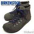 【20140124】BIRKENSTOCK Footprints(ビルケンシュトック フットプリンツ)Midland(ミッドランド)グレー [靴・ブーツ・シューズ] 【smtb-TD】【saitama】