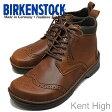 【20140124】BIRKENSTOCK Footprints(ビルケンシュトック フットプリンツ)Kent High(ケント ハイ)タバコ/コーヒーブラウン [靴・ブーツ・ビジネスシューズ] 【smtb-TD】【saitama】