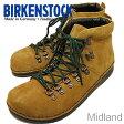 【20140124】BIRKENSTOCK Footprints(ビルケンシュトック フットプリンツ)Midland(ミッドランド)ブラウン [靴・ブーツ・シューズ] 【smtb-TD】【saitama】