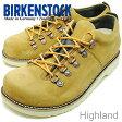 【20140124】BIRKENSTOCK Footprints(ビルケンシュトック フットプリンツ)Highland(ハイランド)ブラウン [靴・ブーツ・シューズ] 【smtb-TD】【saitama】
