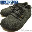 BIRKENSTOCK(ビルケンシュトック)Montana(モンタナ) ビルコフェルト ブラック [靴・スニーカー・シューズ] 【smtb-TD】【saitama】