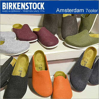 BIRKENSTOCK Amsterdam[five colors]