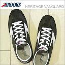 BROOKS ブルックス HERITAGE VANGUARD ヘリテージ ヴァンガード Black/White ブラック/ホワイト 靴 スニーカー シューズ レトロランニング バンガード 【smtb-TD】【saitama】 【RCP】