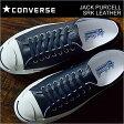 CONVERSE コンバース JACK PURCELL SRK LEATHER ジャックパーセル SRK レザー NAVY ネイビー 靴 スニーカー シューズ