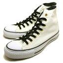 ■ポイント10倍・12/27 AM9:59まで■☆2010年秋冬・新作☆CONVERSE(コンバース)ALL STAR MILITIA HI(オールスター ミリティア HI)ホワイト [靴・スニーカー・シューズ]