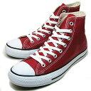 ■ポイント10倍・12/27 AM9:59まで■☆2010年秋冬・新作☆CONVERSE(コンバース)LEA ALL STAR HI (LEA オールスターHI)レッド[靴・スニーカー・シューズ]