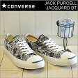 CONVERSE(コンバース)JACK PURCELL JACQUARD BT(ジャックパーセル ジャカード BT)BLACK(ブラック) [靴・スニーカー・シューズ]
