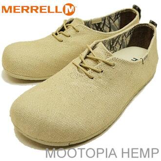 MERRELL (Merrell) MOOTOPIA HEMP (hemp ムートピア) NATURAL (natural)