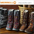 MERRELL メレル PECHORA SKY ペコラ スカイ レディース 靴 スニーカー コンフォート シューズ