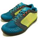【B級・27cm】MERRELL メレル ROUST FURY ロースト フューリー ALGIERS BLUE アルジアズブルー メンズ 靴 スニーカー コンフォート サイクリング シューズ
