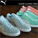PUMA プーマ SUEDE CLASSIC WNS スウェード クラシックウィメンズ【3色】 靴 レディース スニーカー シューズ