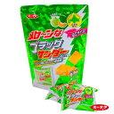 ユーラク製菓 北海道限定 メローンなミニブラックサンダー 袋...