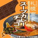 オススメできませんw北海道限定 北の名店 札幌南家スープカレー チョコ 北の名店 南家味ギフト プレゼント お土産 おもしろ お菓子