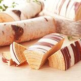 北海道 - 地方 - Baumkuchen six柳树很多材料在北海道三月[バウムクーヘン 三方六(プレーン) 柳月 北海道土産]