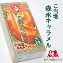 森永 北海道 メロン キャラメル 140gギフト プレゼント ご当地 お土産