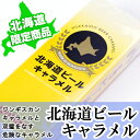 【北海道限定】北海道ビールキャラメル【常】【北海道お土産】