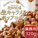 花畑牧場 業務用 プレミアム ポップコーン 生キャラメル 320g ギフト 北海道土産