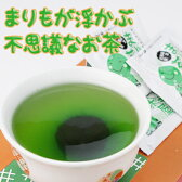 お茶の中にマリモが浮きます まりも茶屋 6包入り【北海道限定】【常】