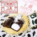 牛柄の牧場にある集乳缶の形をした かわいいチョコレート【北海道限定】北海道 十勝チョコレート 20個入牛柄の集乳缶の形をしたチョコ【常】【北海道お土産】