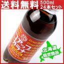 【割引送料込】【北海道限定】コアップガラナ 1ケース(500mlペットボトル×24本)【同梱不