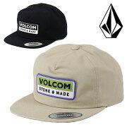 VOLCOM ボルコム キャップ 帽子 メンズ TRANSPORTER CAP VOLCOM キャップ スナップバック サーフブランド サーフィン スケーター スケボー スノーボード スノボ かっこいい おしゃれ かわいい 人気