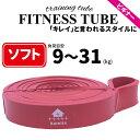 【送料無料】トレーニングチューブ ゴム チューブ フィットネス マルチ エクササイズ