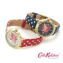 Cath Kidston キャスキッドソン 腕時計 レディース 29mm フォレストバンチ 全2色 ポルカドット レディース ウォッチ CKL012