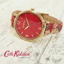 Cath Kidston キャスキッドソン 腕時計 レディース 36mm ガーデンロース レッド レディース ウォッチ CKL002RG