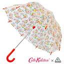 Cath Kidston x FULTON キャスキッドソン×フルトン キッズ・子供用 バードケージ F15 2981 花柄 レディース傘 アンブレラ 長傘 デザイナーズ 英国王室御用達