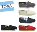 TOMS トムス (トムスシューズ) Canvas Wome...