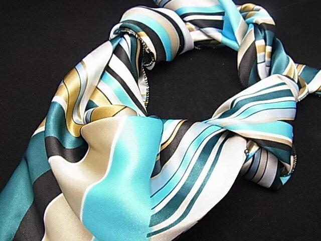 【アパレル/ファッション雑貨】オシャレスカーフ(ブルー/ピンクからお選び下さい) 春のおし…...:a-cueb:10000081