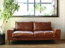 【初売り】VIDER sofa camel oil leather ヴィデル ソファ キャメル オイル レザー 永く使うことで革に味わいがでるソファ[新春 福袋 2017]