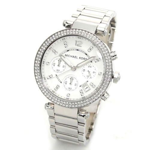 MICHAEL KORS MK5353-Rマイケルコース 腕時計クロノグラフ ★☆正規品・新品・未使用品