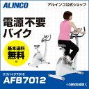アルインコ直営店 ALINCO 基本送料無料 AFB7012 エコバイク エアロマグネティックバイク スピンバイク 負荷16段階 バイク/bike ダイエット/...