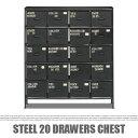 【送料無料】STEEL 20 DRAWE...
