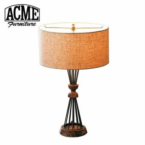 ACME Furniture BETHEL TABLE LAMP/アクメファニチャーベゼル テーブルランプ【テーブルランプ テーブルライト 西海岸 男前インテリア おしゃれ】