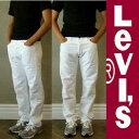 【レングス30インチ】リーバイス501-0651LEVI'S 501ホワイトデニム白パン ホワイトジーンズ501 0651