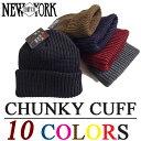 ニューヨークハット チャンキーカフ 4648 NEW YOR...