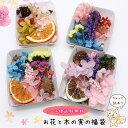【メール便送料無料】アロマワックスバー用お花と木の実の福袋 訳あり /アロマワック