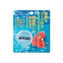 【IKARI/イカリ】コード付きシリコン耳栓 E-7 みみせ...