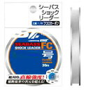 【LINE SYSTEM/システム】 SEA BASS SHOCK LEADER FC 30m 4号 L-6140-A