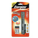【Energizer】メタルライト Metal185 101649 ハンドライト ハンディライト 携帯ライト コンパクトライト LED ランプ 乾電池式 ENERGIZER-Metal185