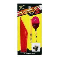 【NAKAZIMA/ナカジマ】2061カンイッパツカン付きウキうき仕掛小物020618