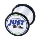 【YAMATOYO/山豊テグス】ジャスト 10号 1000m 075201 ライン ナイロン 道糸 バルクライン ホビン巻き
