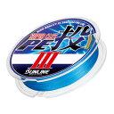 【SUNLINE/サンライン】スーパーキャストPE投III 250m 0.4号 534944 ライン PEライン 投げ釣り用 海釣り