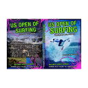 【DVD】2011 US OPEN OF SURFING 9836 900322 DVD サーフ用 サーフィンDVD デュークインターナショナル