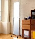 スタンドミラー 【全身鏡 姿見 鏡 ミラー スタンドミラー 壁掛け 木製 スチール 鏡面 フレーム 飛散防止 吊鏡 全身 送料無料】