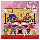  furoshiki Doll's Festival free shipping furoshiki kimono Japanese towel [smtb-k] [ky]