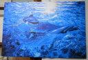 クリスチャン・リース・ラッセン トゥギャザネス キャンバスに油彩系の複製 全国送料無料 【smtb-k】【ky】