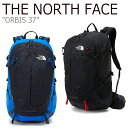ショッピングリュックサック ノースフェイス バックパック THE NORTH FACE メンズ レディース ORBIS 37 オルビス 37 BLACK ブラック BLUE ブルー NM2SL08A/B バッグ 【中古】未使用品